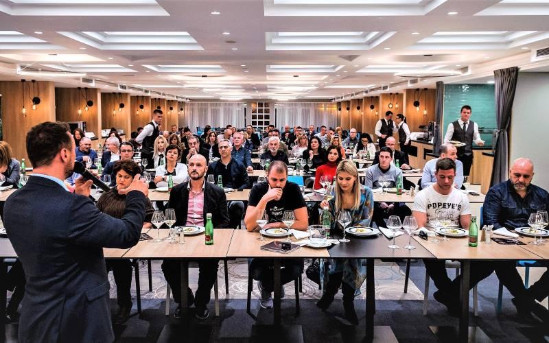 Wine EnoGastro Vip Event - Međunarodna konferencija vinskih, ugostiteljskih i gastronomskih znalaca