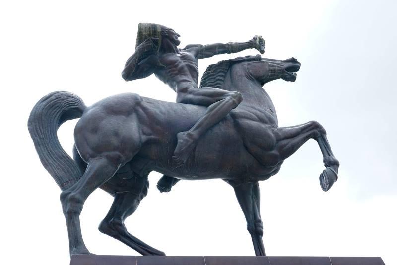Izjava HAZU o Meštrovićevom spomeniku Indijancima u Chicagu