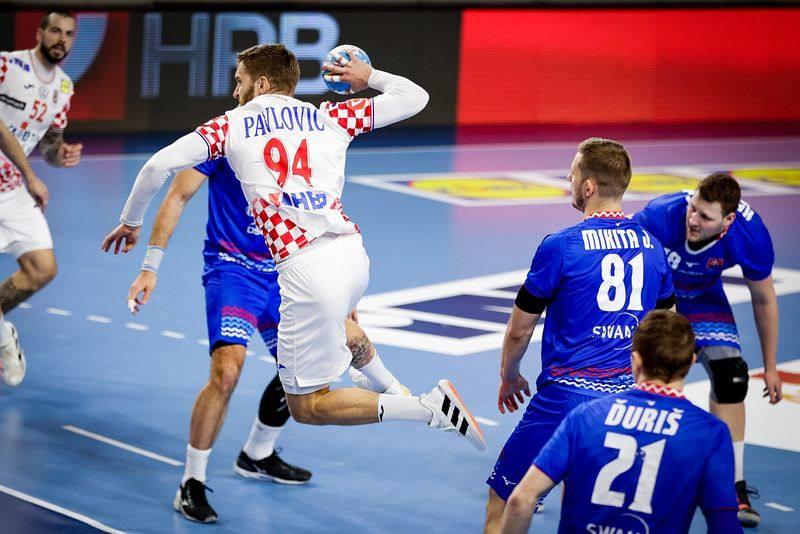RUKOMET: Još jedna velika pobjeda mlade Hrvatske, savršen rezultat uoči gostovanja u Mađarskoj