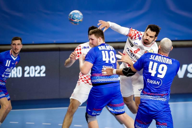 EHF EURO Cup: Veličanstven nastup i velika pobjeda pomlađene Hrvatske