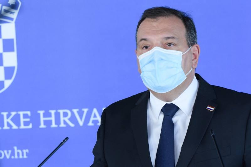 Ministar Beroš najavio dolazak cjepiva tvrtke Johnson&Johnson