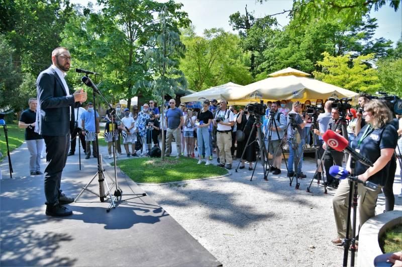 """Svečanost u """"Divljem srcu grada"""", zagrebački Zoološki vrt danas slavi 96. rođendan"""