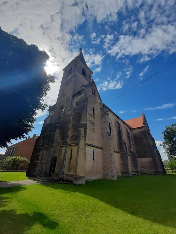 BICIKLISTIČKI DNEVNIK: Do Siska i nazad pokraj crkve u kojoj je slika – svetog kralja Zvonimira