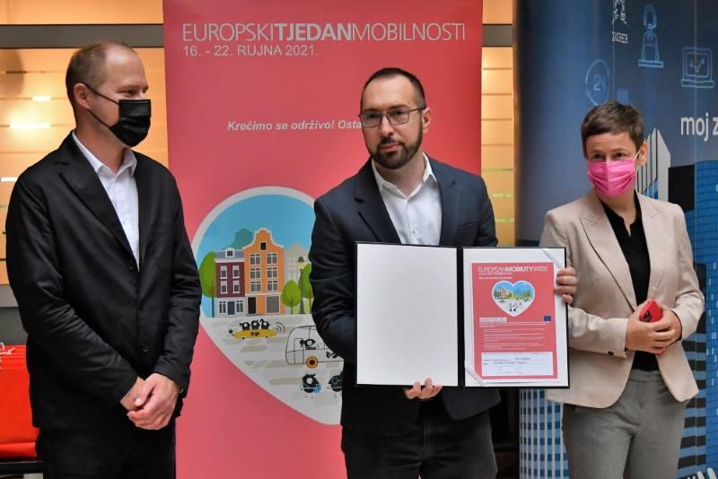 Gradonačelnik Tomašević najavio događanja Europskog tjedna mobilnosti