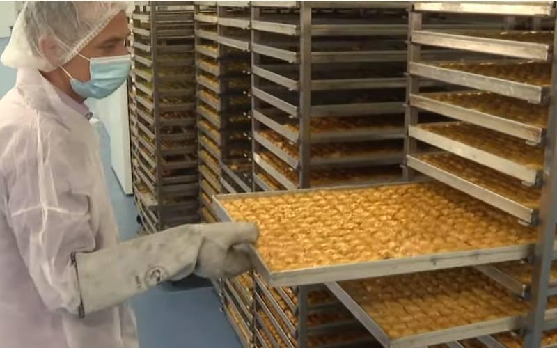 U Donjem Stupniku otvorena najveća i najmodernija tvornica baklave u EU [VIDEO]