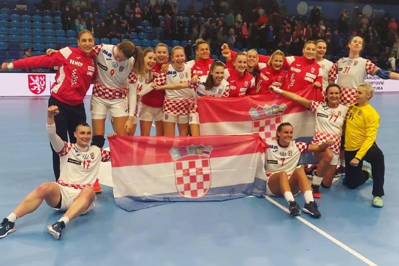 """Kvalifikacije za EHF EURO 2022: """"Kraljica šoka"""" izborile veliku i izuzetno vrijednu pobjedu"""